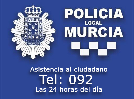 Teléfono Policia Local de Murcia