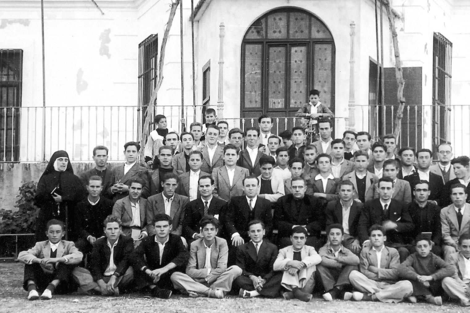 Villa Pilar foto antiguo