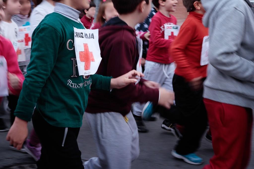 Carera Solidaria CEIP Santo Ángel