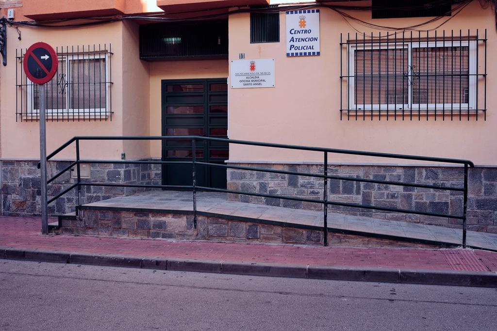 Alcaldía y oficina municipal de Santo Ángel