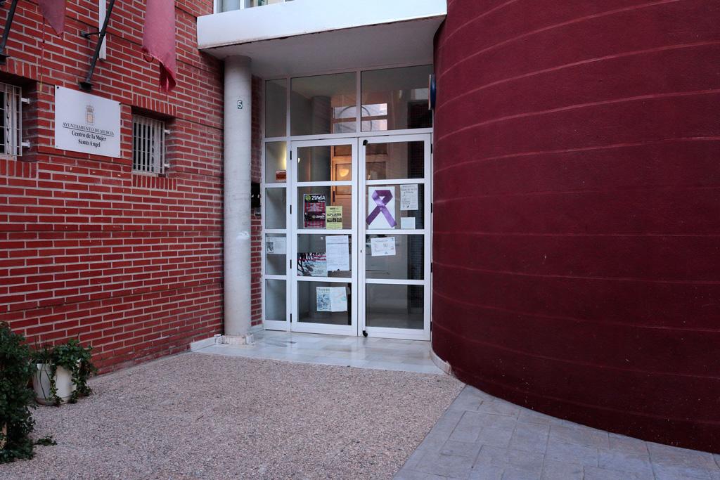 Centro de la mujer en Santo Ángel