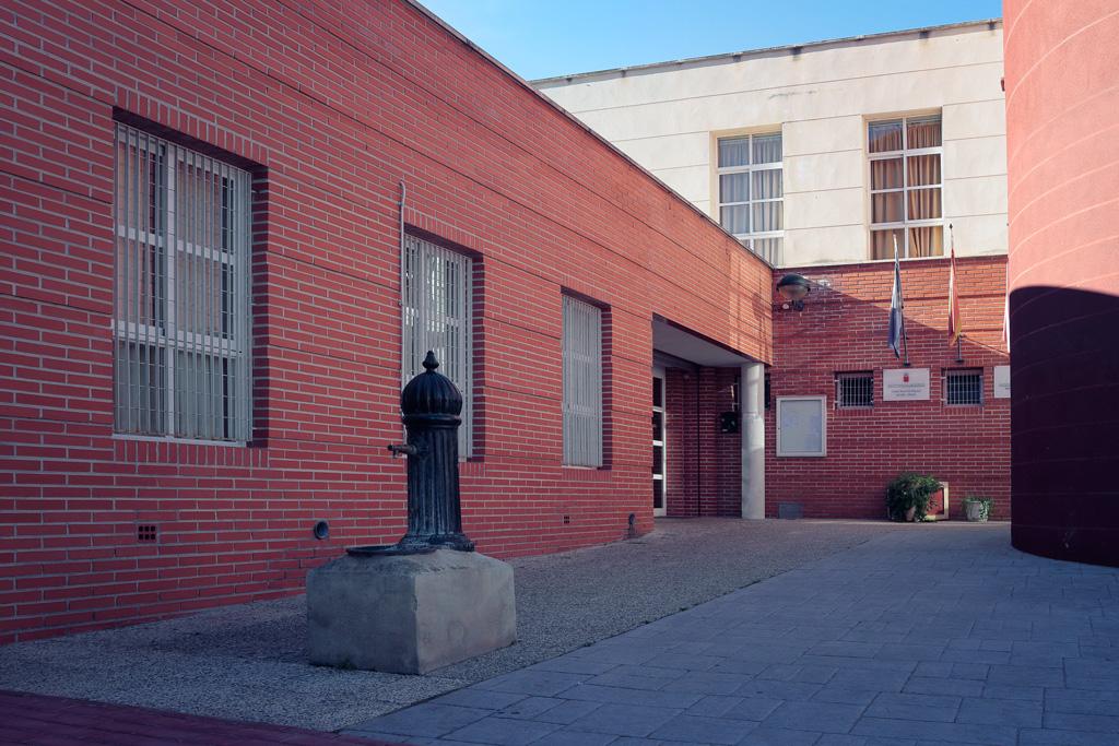 El Centro de Mayores