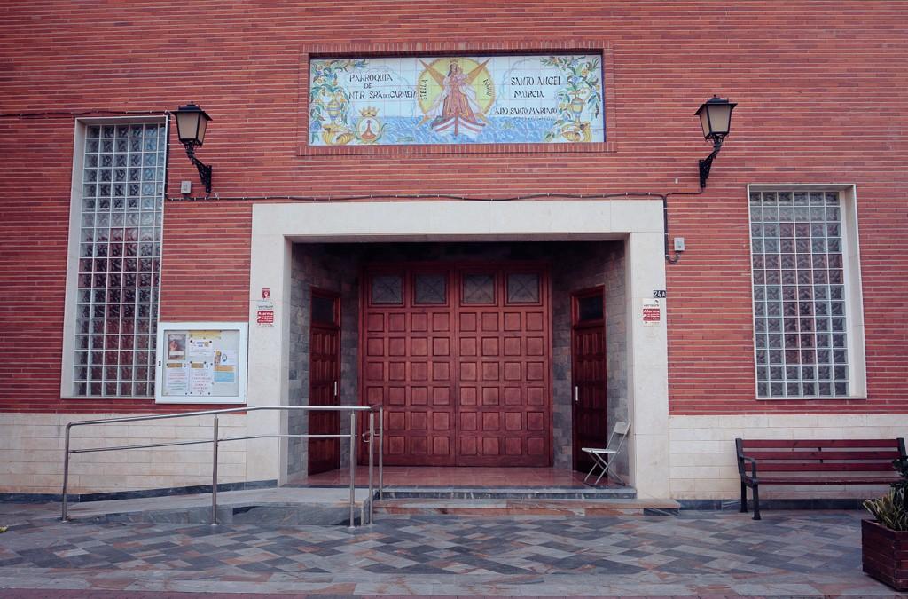 Iglesia Parroquia de Santo Angel