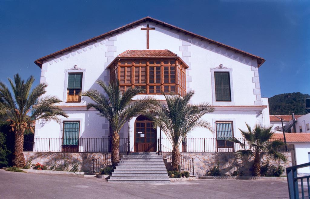 Convento y colegio Hermanas Apostolicas de Cristo Crucificado «Villa Pilar»