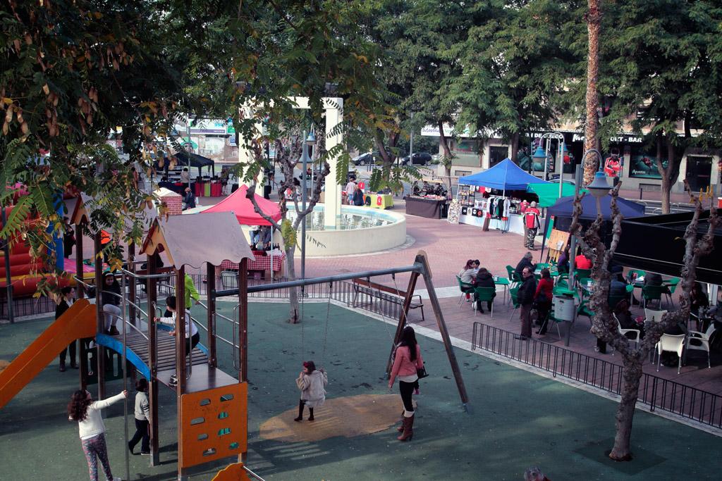 Normas coronavirus de utilización parques y zonas de juego infantiles