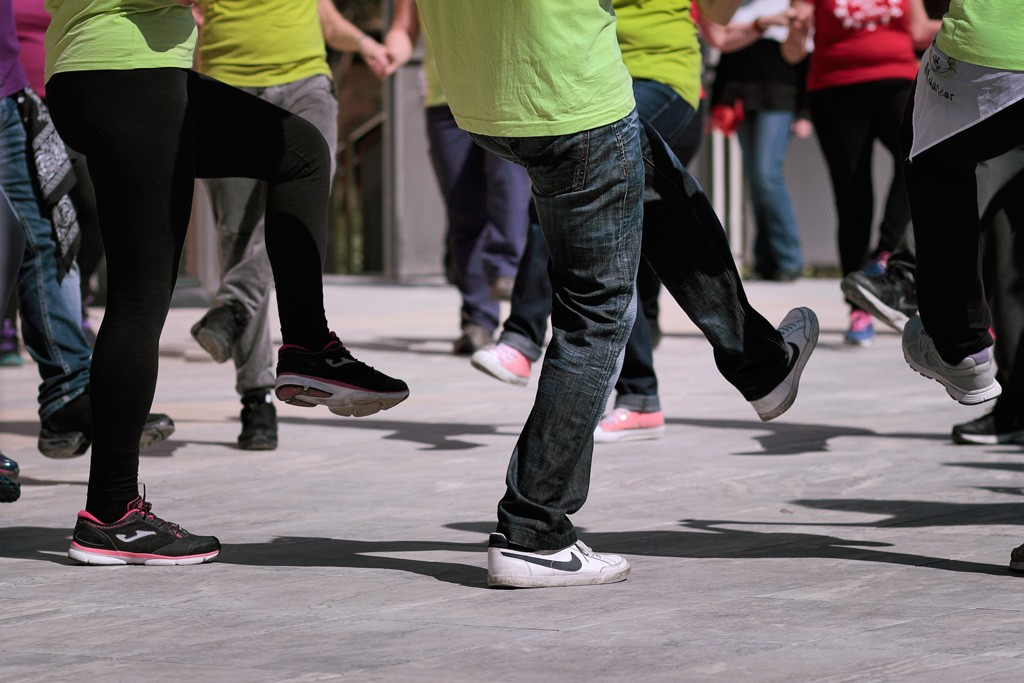Danzas del mundo Centro Municipal