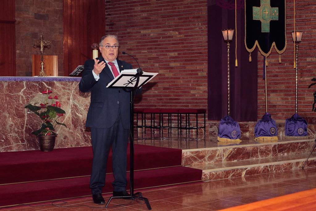D. José Nuñez Mediavilla, pregonero 2016