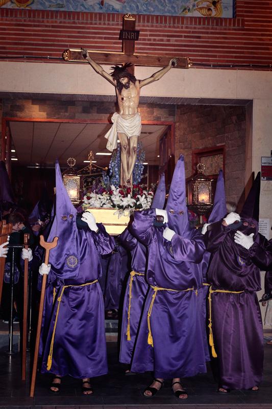 Cofradía del Santísimo de Cristo de la Agonia