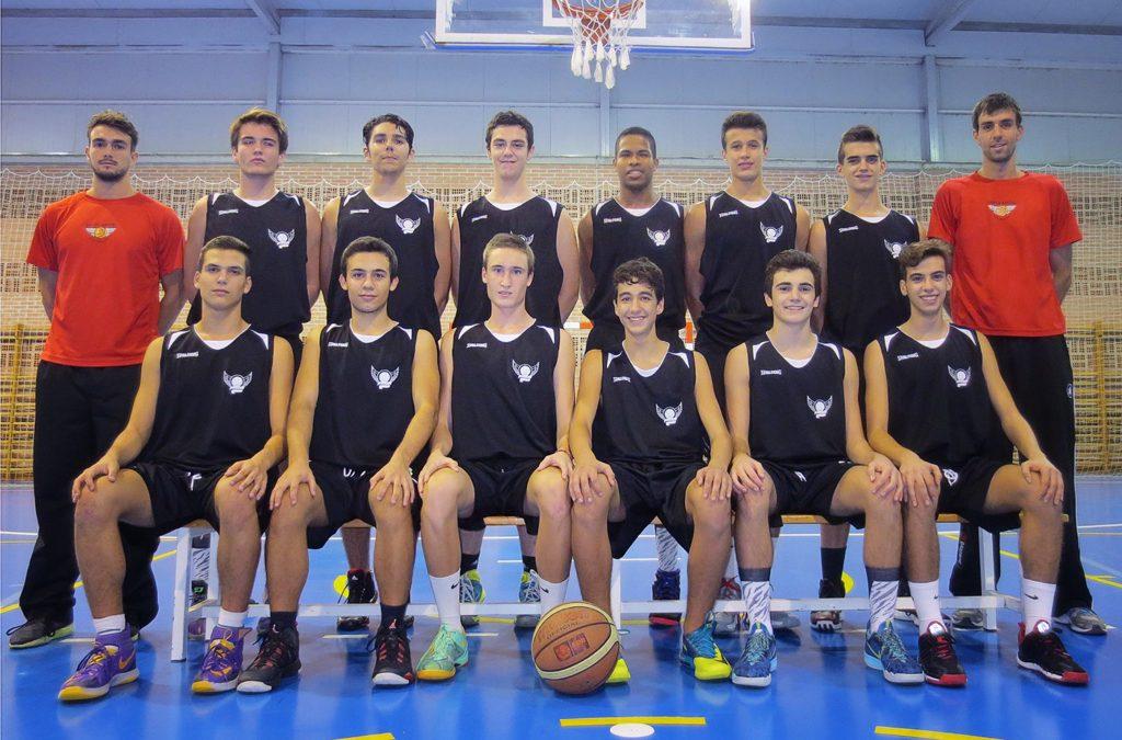 Junior del Club Baloncesto Santo Angel