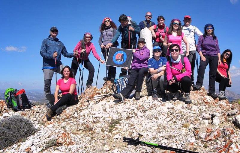EMSA Grupo senderista | Escuela de montaña de Santo Ángel