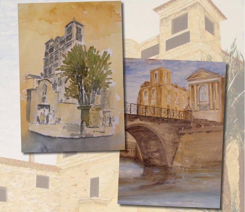 Exposición de pintura Formas y Estilos