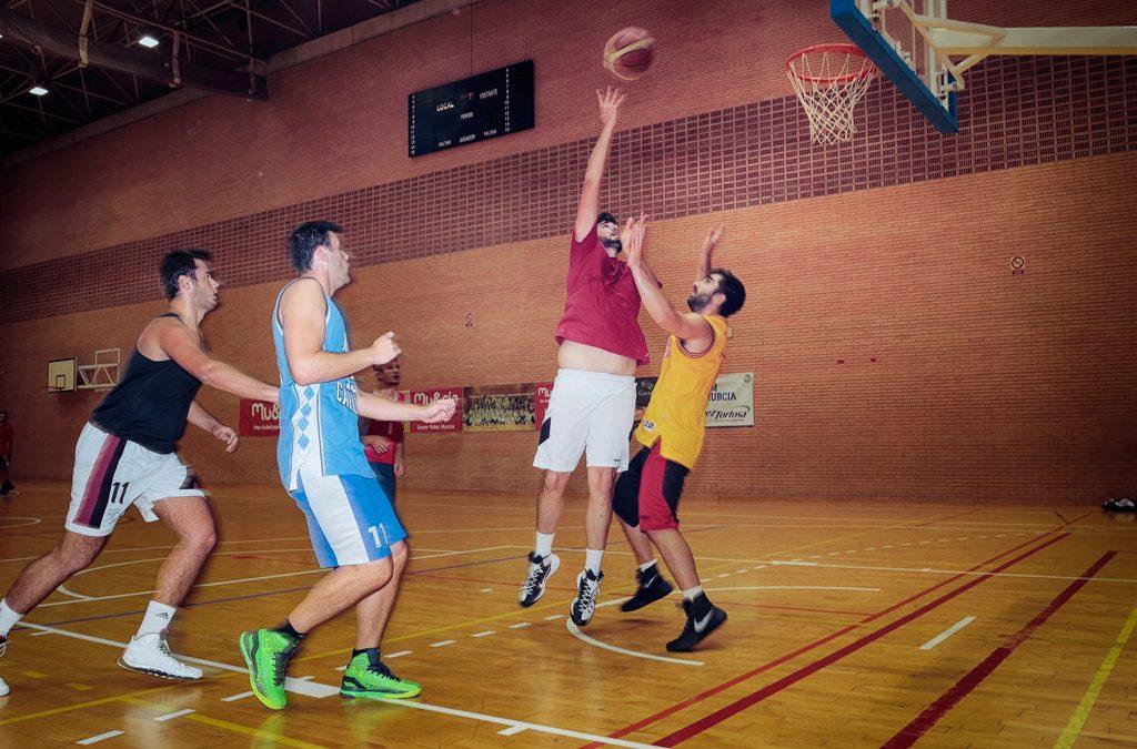 Charla Club Baloncesto Santo Ángel