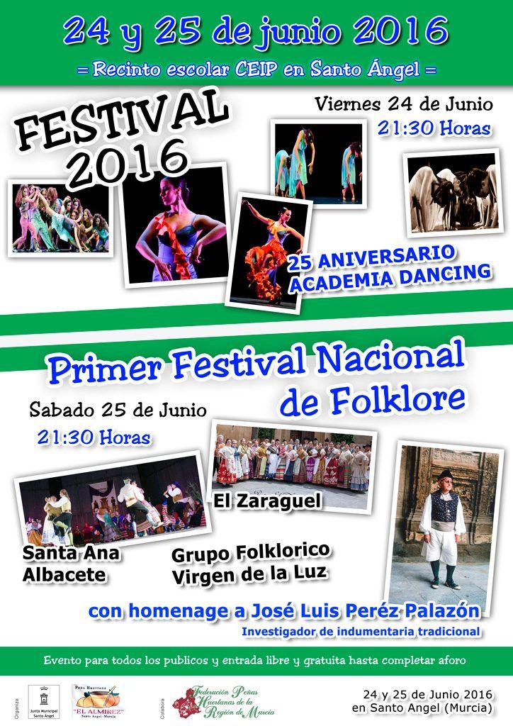 Festival de Baile y Folklore
