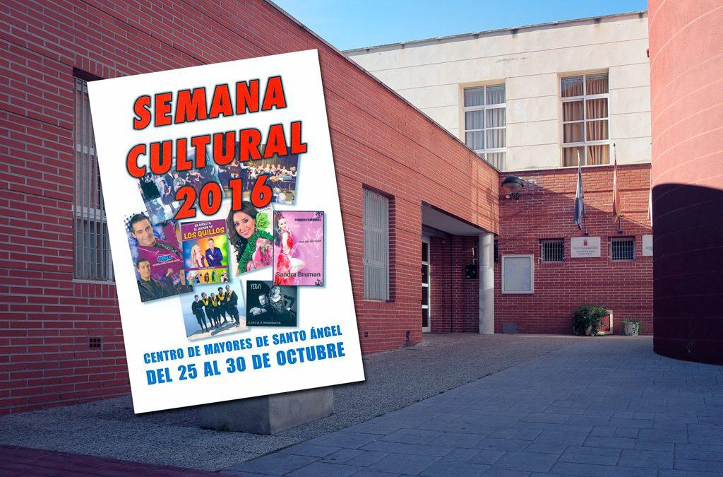 Semana Cultural en el Centro de Mayores