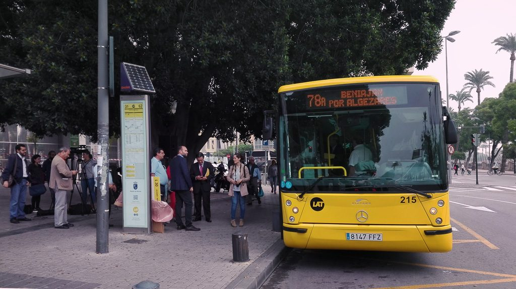 Renovada Linea 78 de latbus