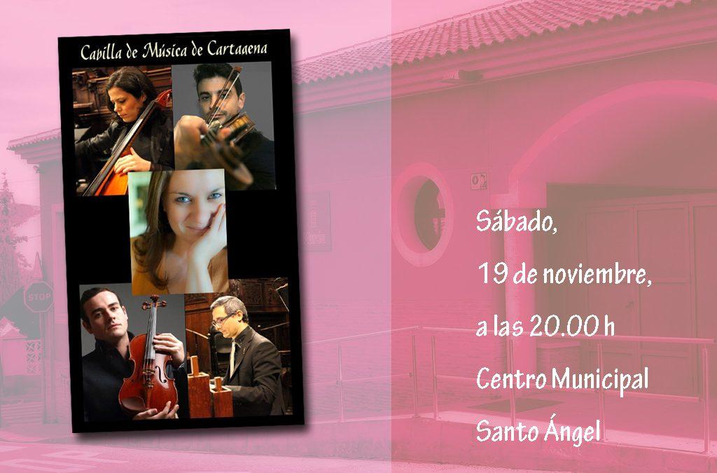 Concierto Música Clásica Santo Ángel