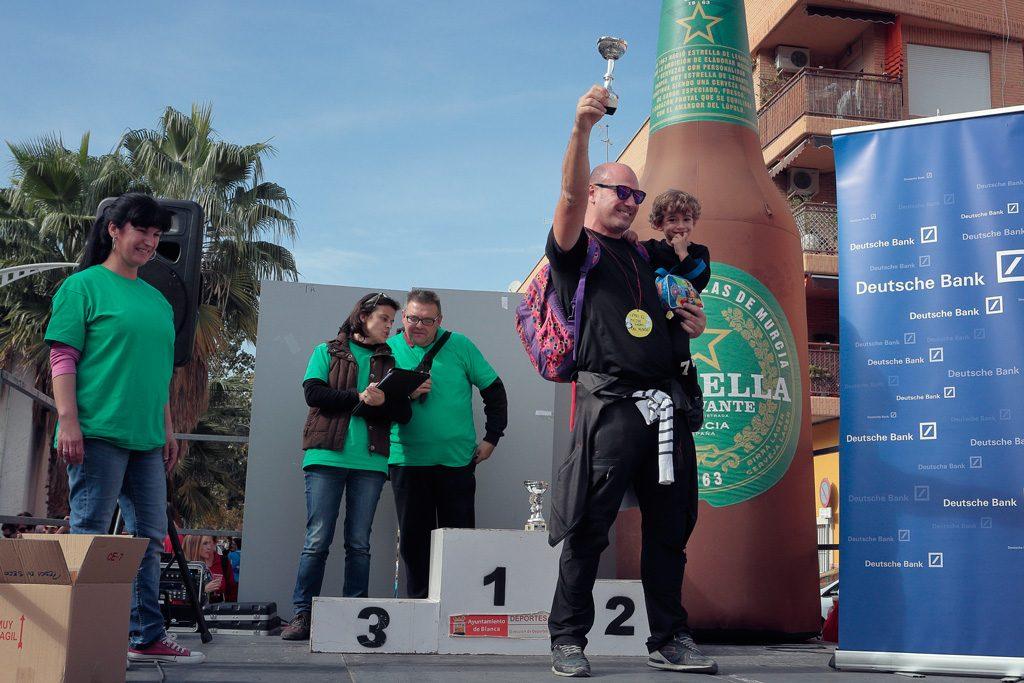 Torneo Pesca en Seco en Blanca (Murcia)