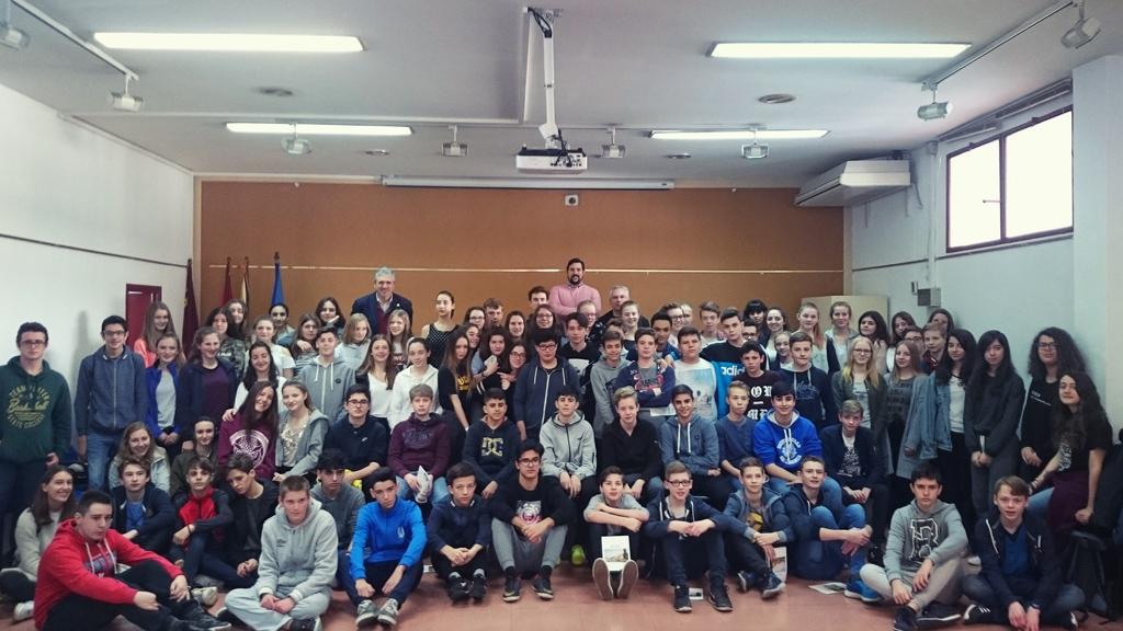Intercambio Instituto IES Alquibla