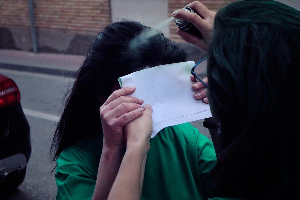 La comisión se pinta de verde