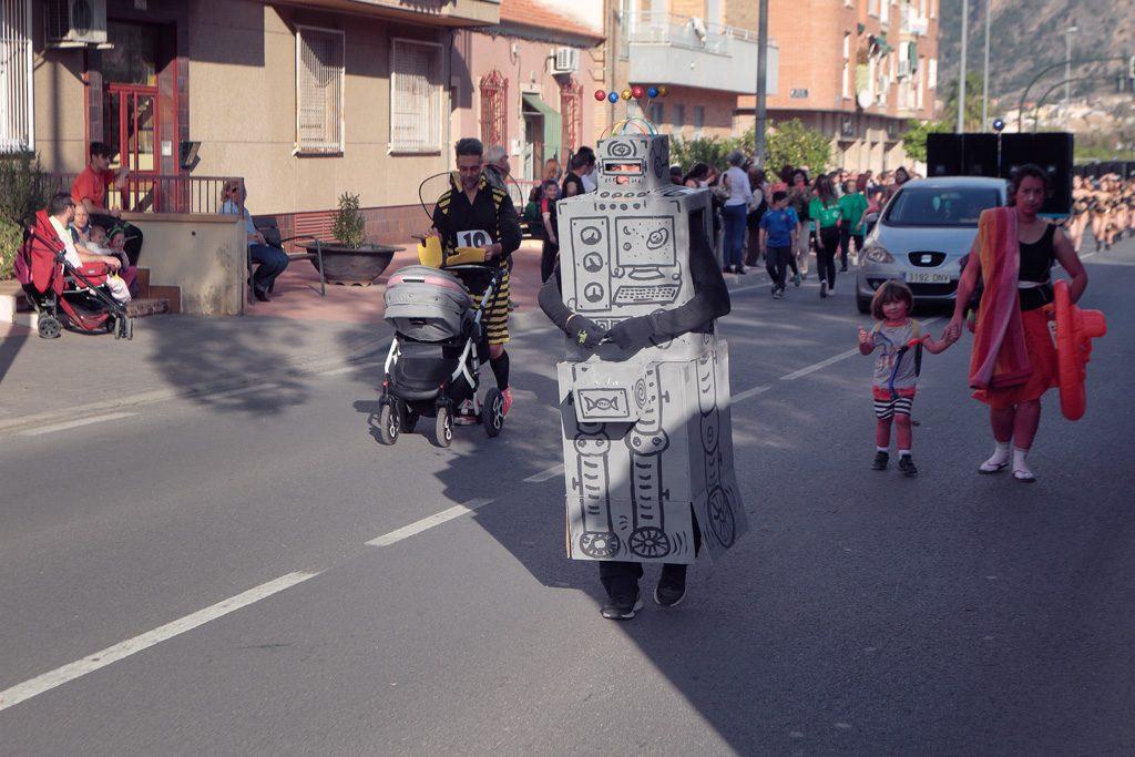 El famoso Robot