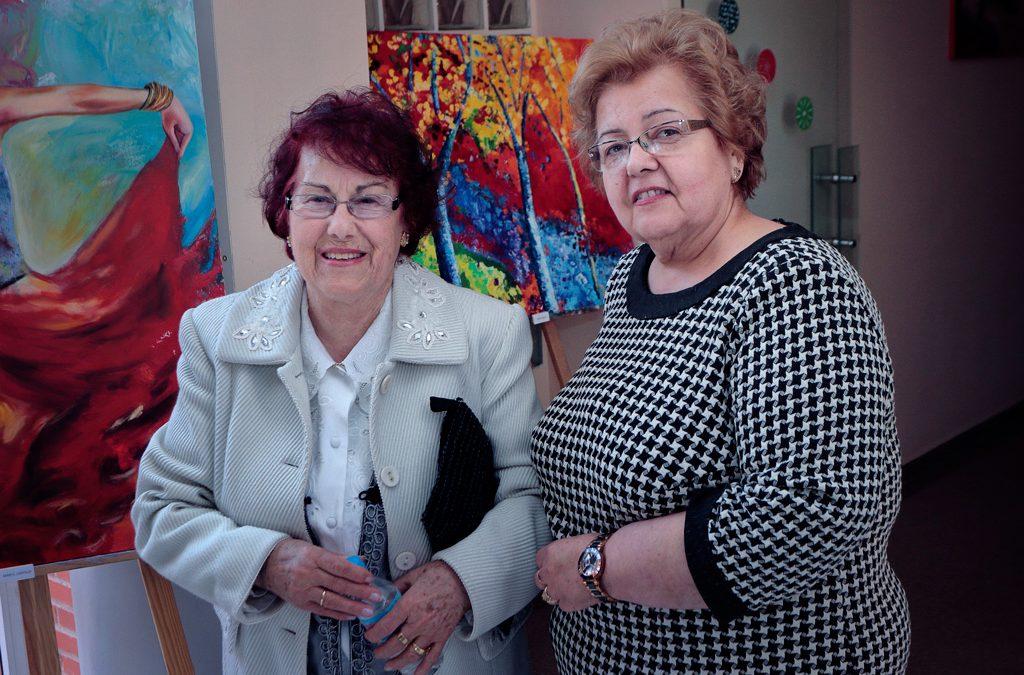Homenaje a Isabel Nicolas Olmos
