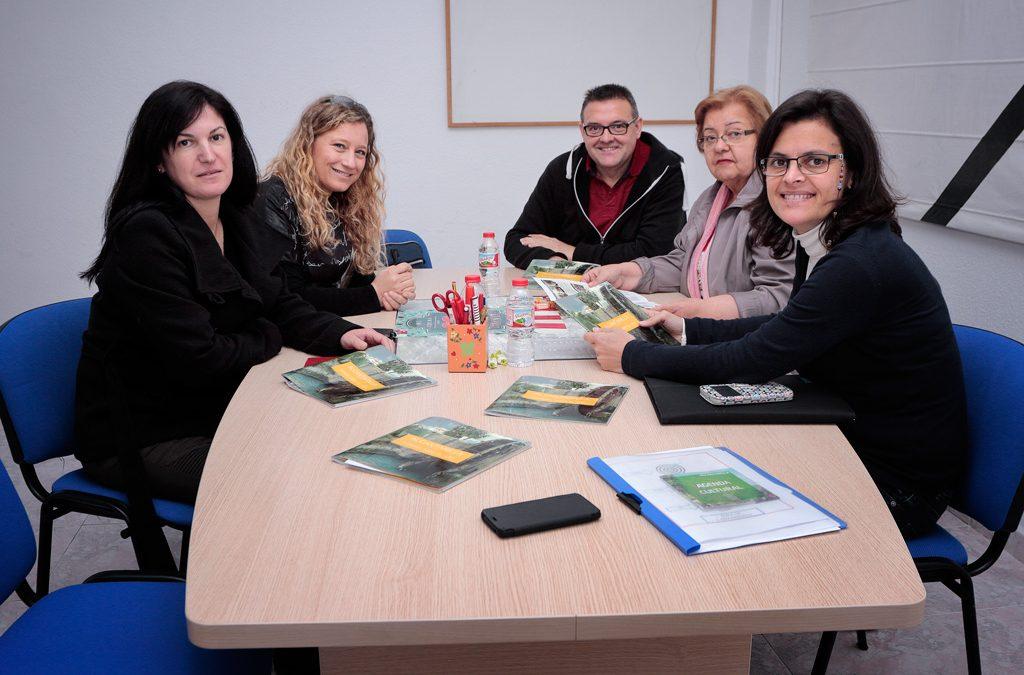 Intercambio cultural con Alcantarilla