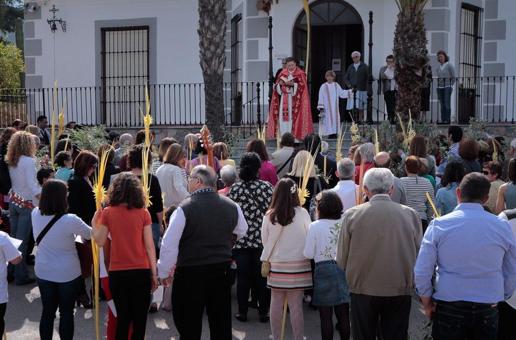 Semana Santa 2017 en Santo Ángel