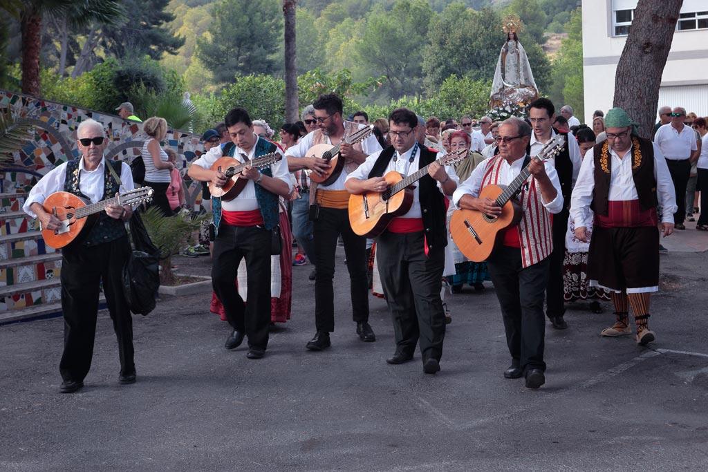 """Banda de música huertano Peña """"el Almirez"""""""