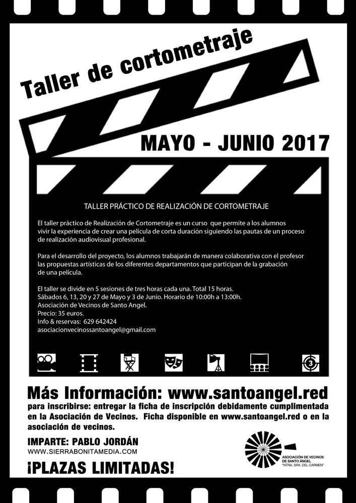 Taller cortometraje Santo Ángel