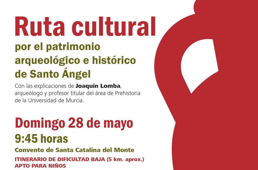 Ruta cultural por el patrimonio arqueológico e histórico de Santo Ángel