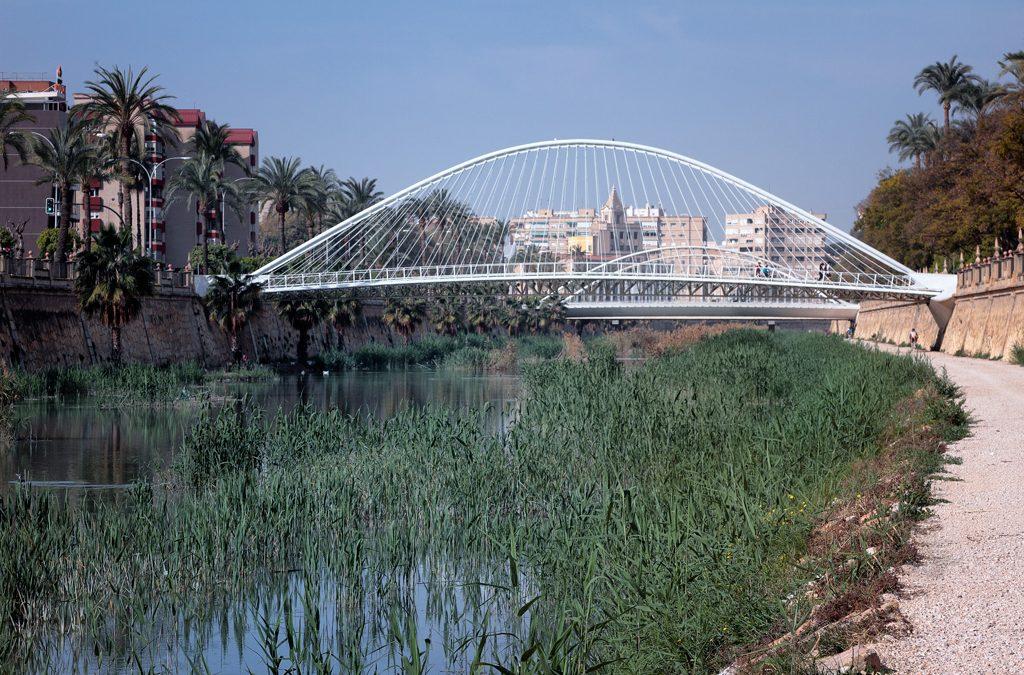 Conferencia, Murcia una ciudad y un río