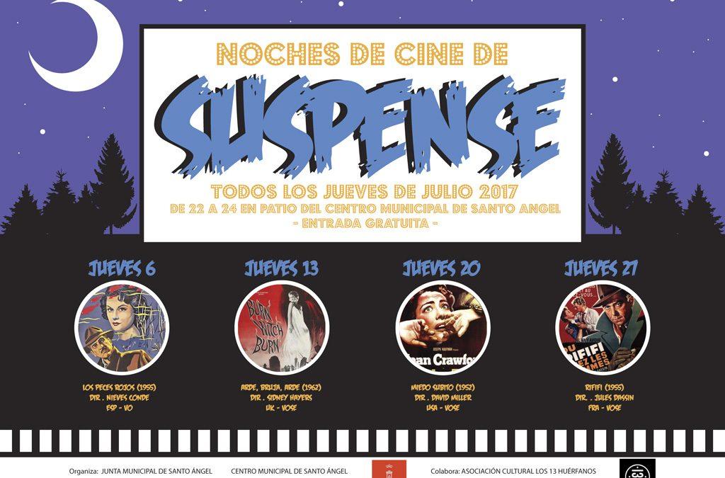 Cine de verano en el Centro Municipal