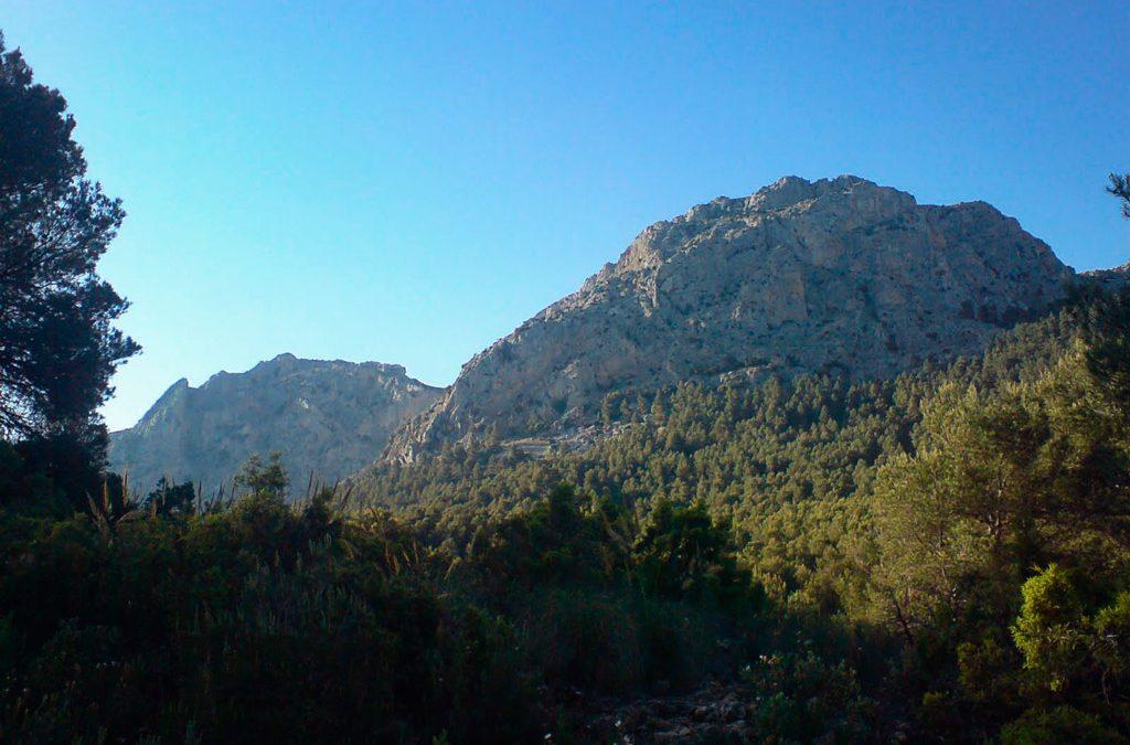 Ruta Los morrones de malvariche (Sierra Espuña)