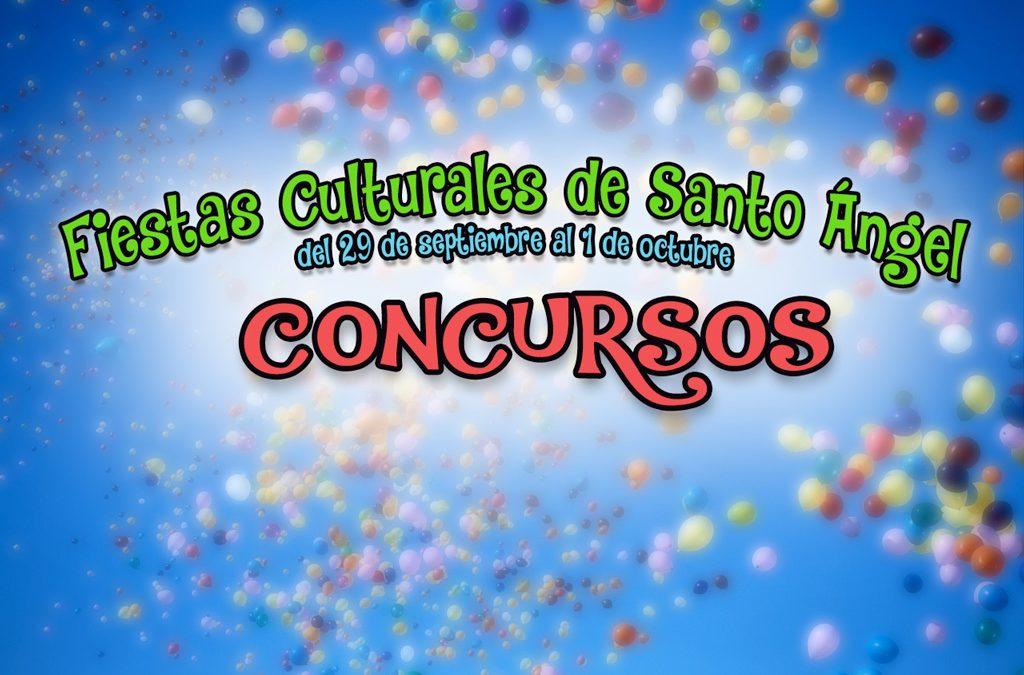 Concursos Fiestas Culturales 2017