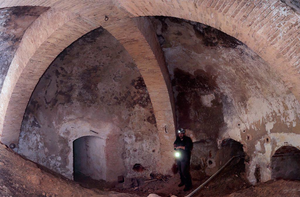 Cupula mina de agua