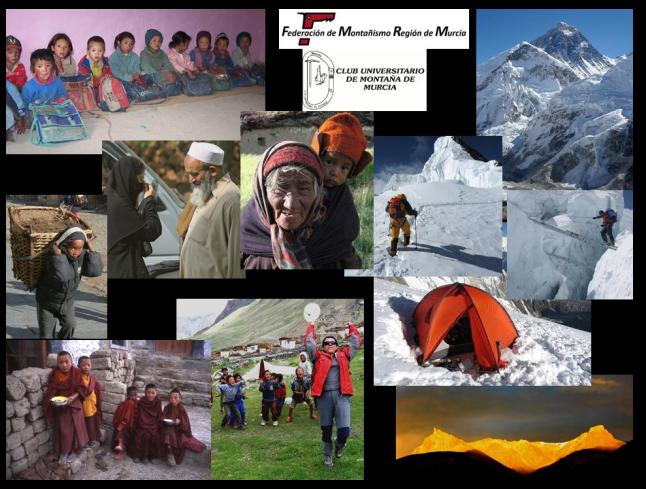 """Conferencia """"la aventura del Himalaya. Montañas de 8000 metros"""", para los amantes de la montaña"""