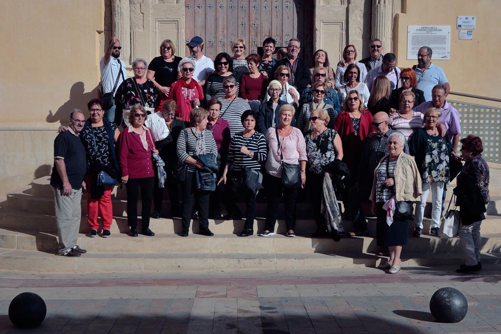 Viaje Cultural del Centro de la Mujer a Cehegín