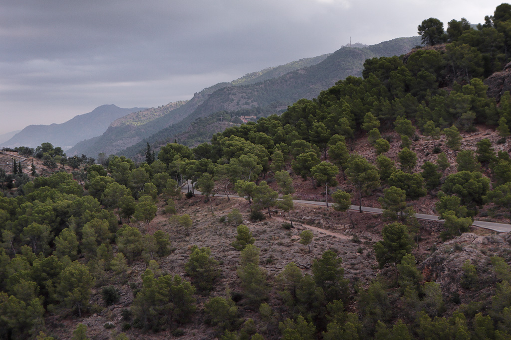 Parque natural el Vale – Carrascoy