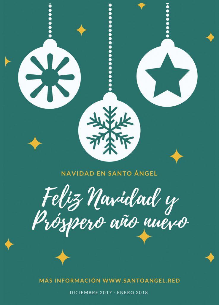Cartel Navidad 2017