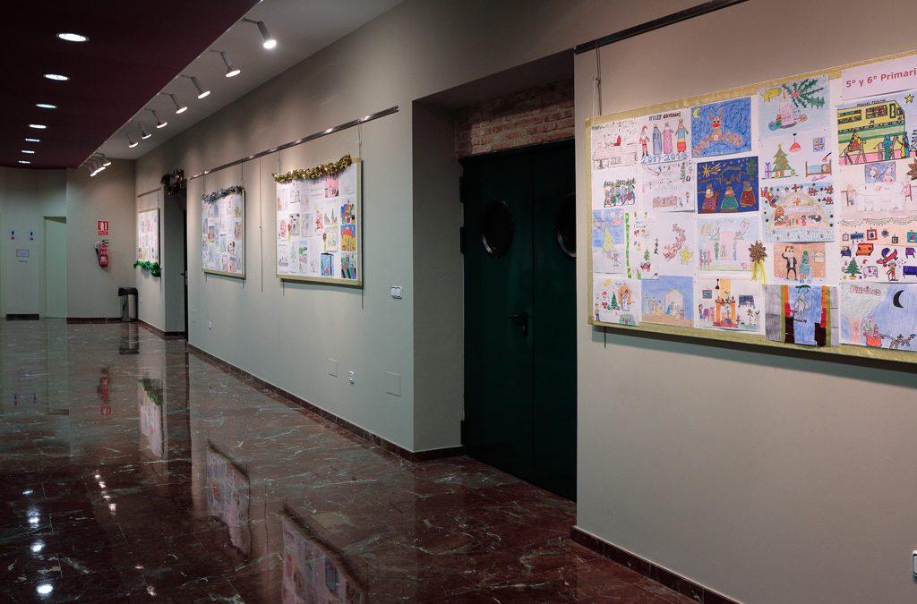 Exposición postales de Navidad 2017