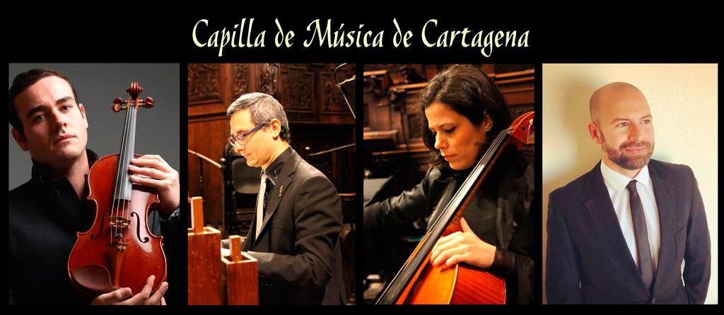 Concierto de Navidad: Capilla de Música de Cartagena