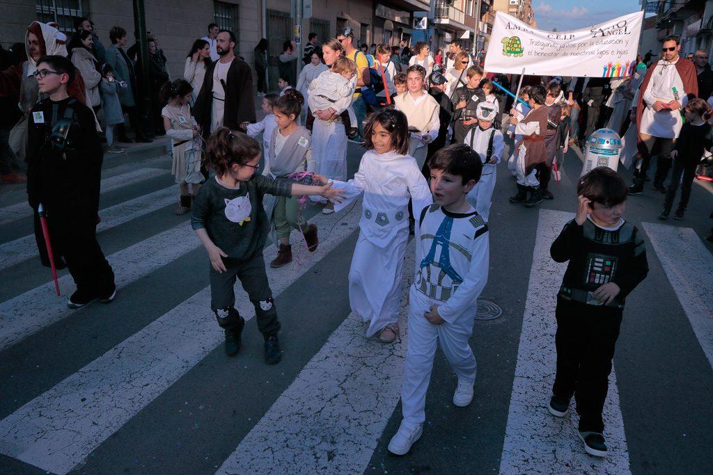 Carnaval CEIP Santo Ángel