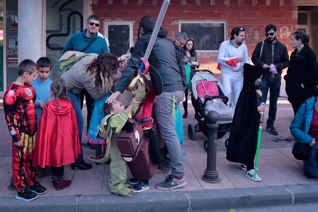 Carnaval Vecinos