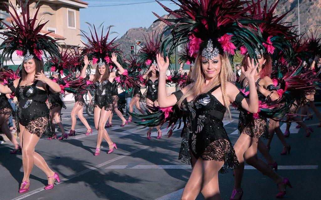 Comparsa ganador Carnaval 2018