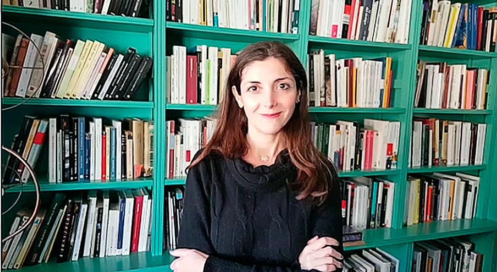 María Laura Espido Freire viene al Colegio Villa Pilar