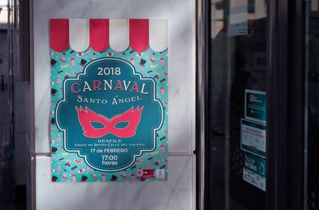 Fotografías del desfile de Carnaval 2018