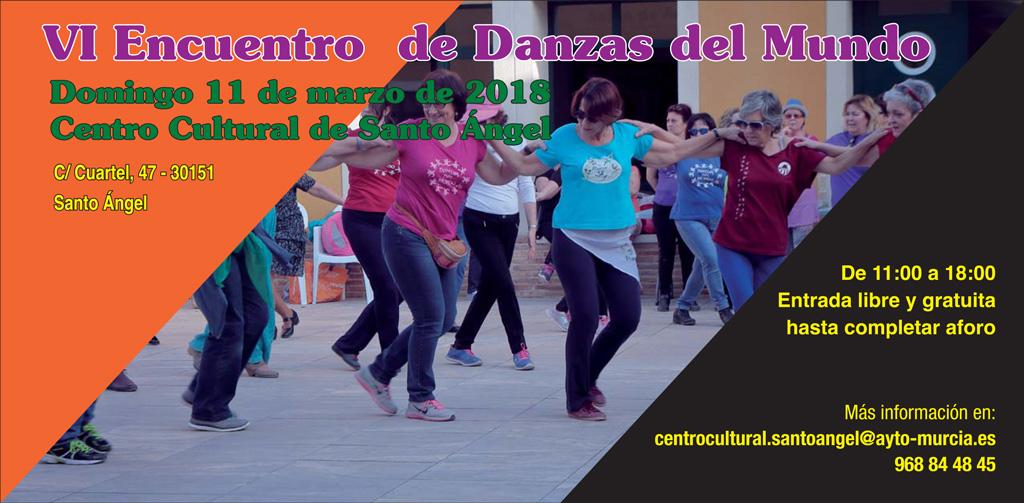 VI Encuentro de Danzas del Mundo