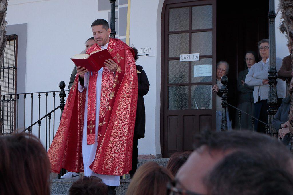 Domingo de Ramos 2018 en Santo Ángel