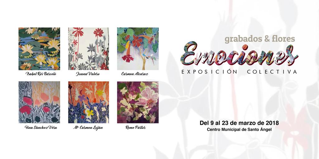 """Exposición colectiva """"Emociones"""""""