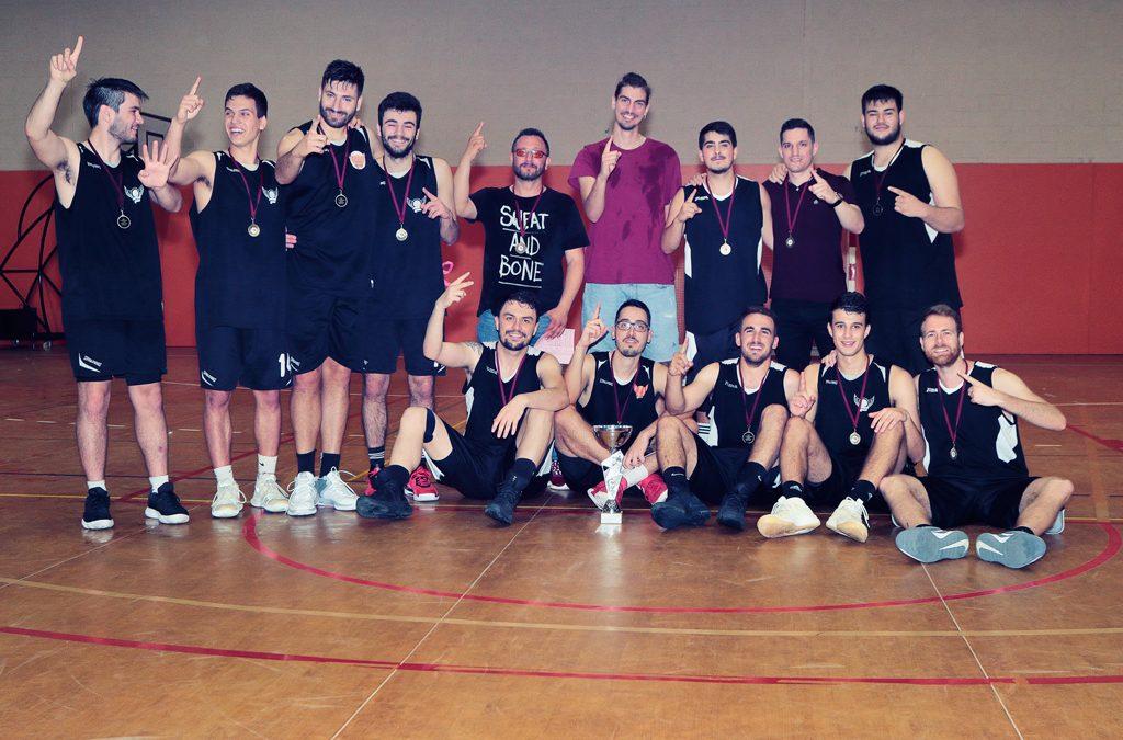 El Club de Baloncesto C.B. Santo Ángel gana la Primera División Autonómica